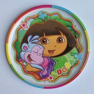 "Dora the Explorer 8""inch Child Plate 🤩5 /$15 🤩"